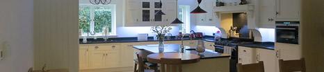 High End Domestic New Build and Refurbishment