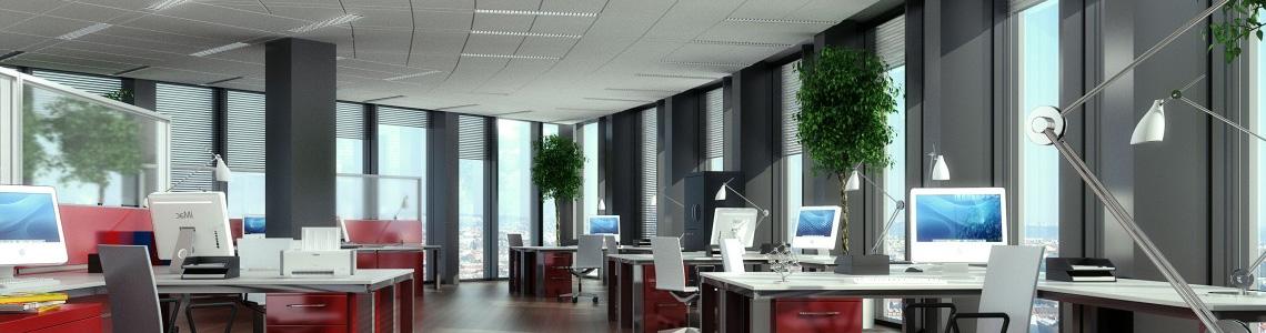 office Block electrics
