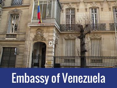 Embassy Of Venezuela – London