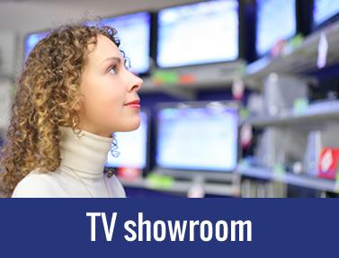 TV show room