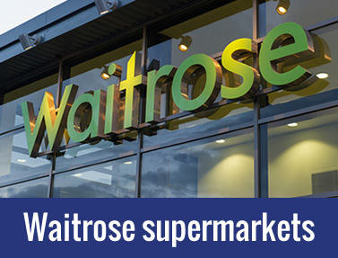 Waitrose Supermarkets
