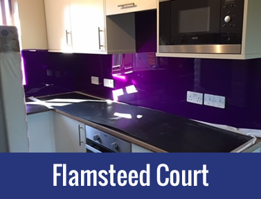Flamsteed Court – University of Derby student halls